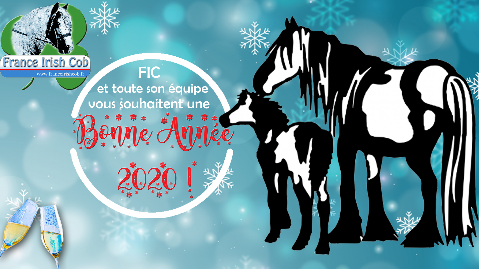 Voeux 2020 fic